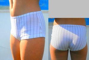 Kalhotky francouzské dívčí boxerky
