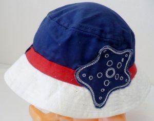 Plátěný klobouk 50