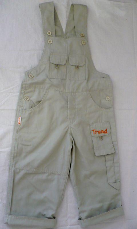 Plátěné lacláče hrací kalhotky 92/ 24 měsíců - VÝPRODEJ Trend Tulec