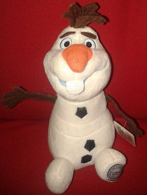 Sněhulák Olaf ledové království Frozen