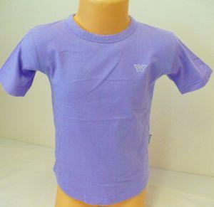 Tričko krátký rukáv 104 fialové