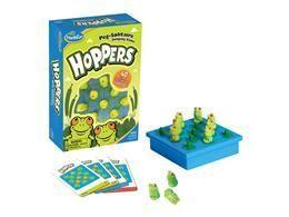 Hoppers - logická skládačka pro 1 hráče od 8 let.