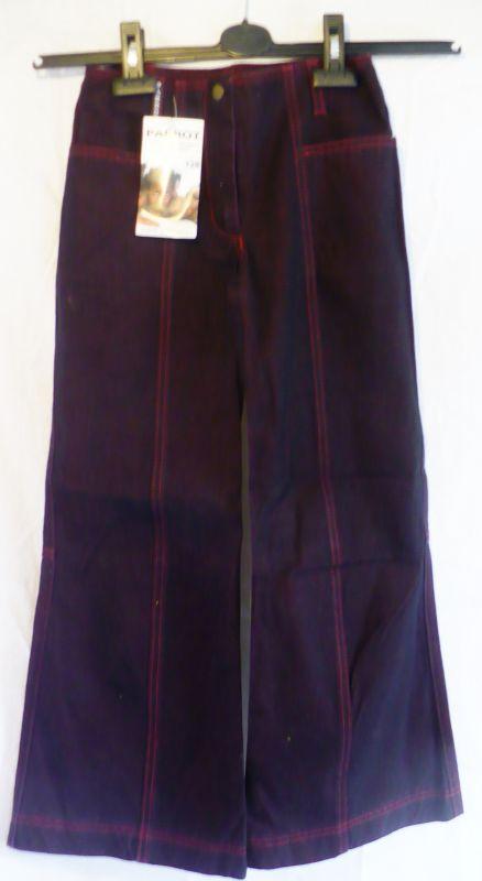Rifle kalhoty dívčí 128 - VÝPRODEJ Parrot