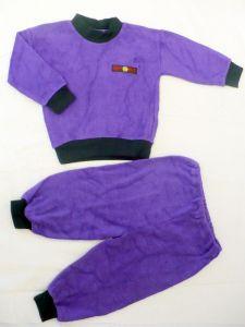 Tepláková souprava fialová 80