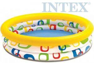 Bazén nafukovací kruh 147 x 33 cm na vodu