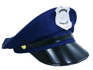 Čepice policejní dětská