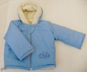Kojenecká zimní bunda kabátek 74