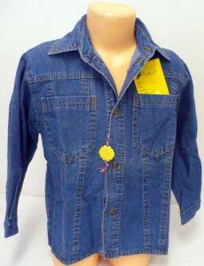 Riflová košile 122